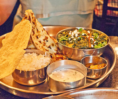 Best Indian Restaurants in the U.S.: Udupi Palace