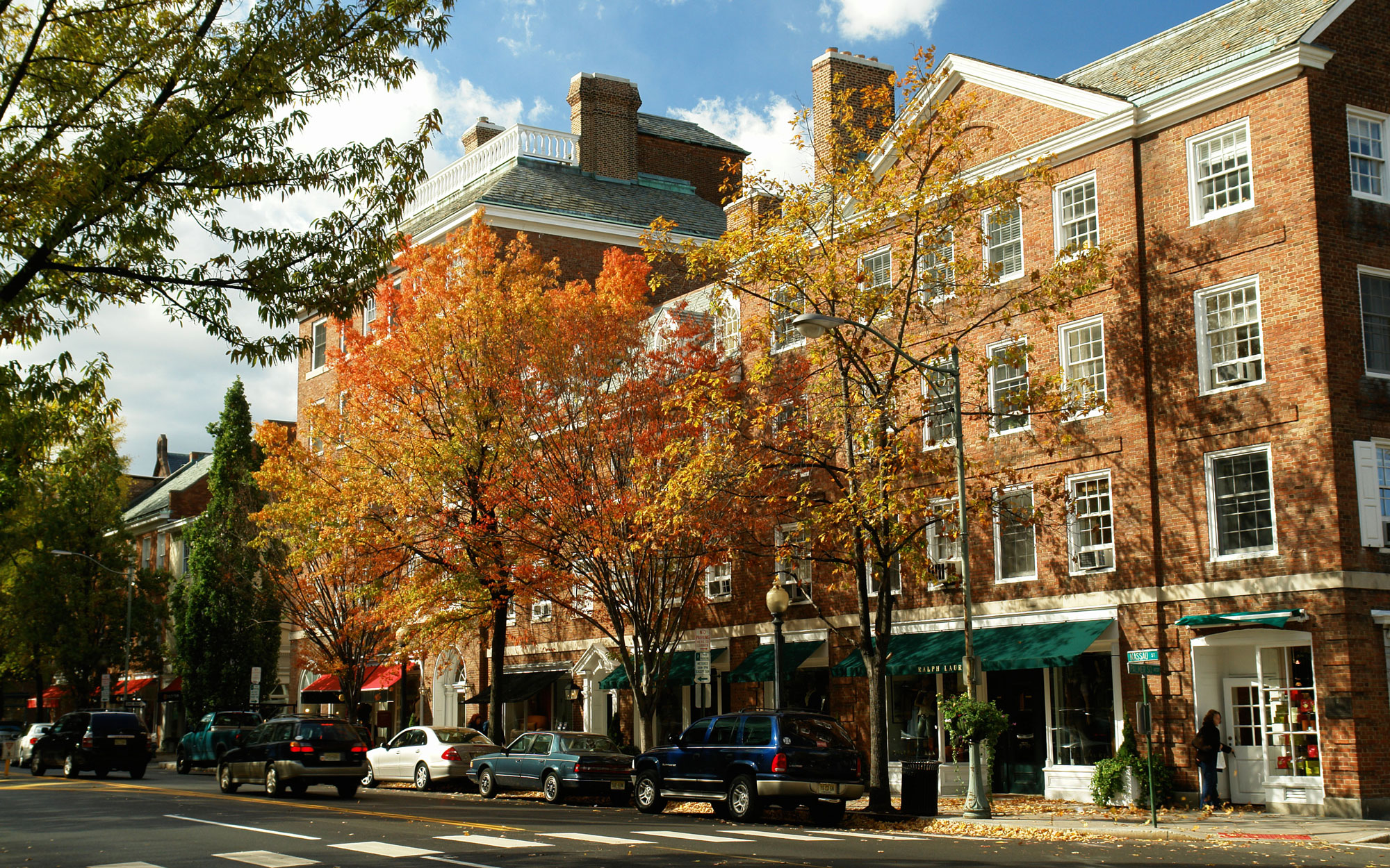 America's Best Towns for Halloween: Princeton