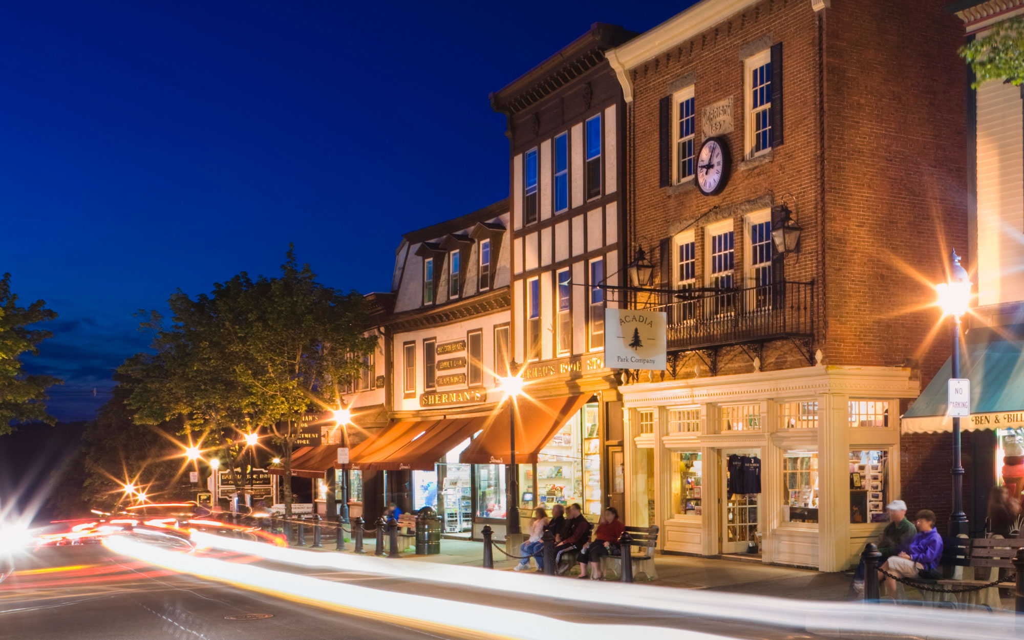 America's Best Towns for Halloween: Bar Harbor