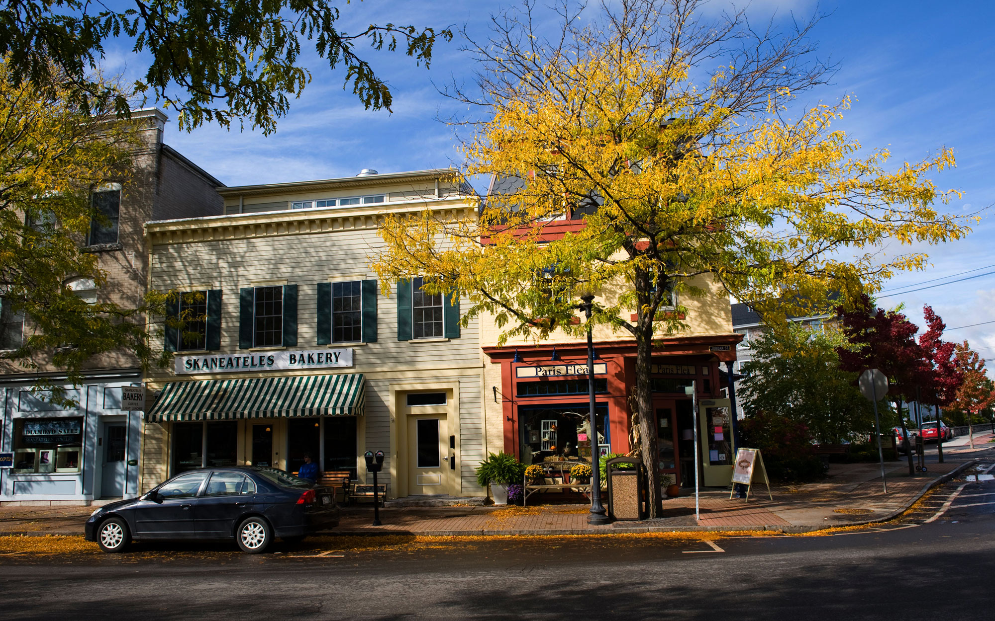 America's Best Towns for Halloween: Skaneateles