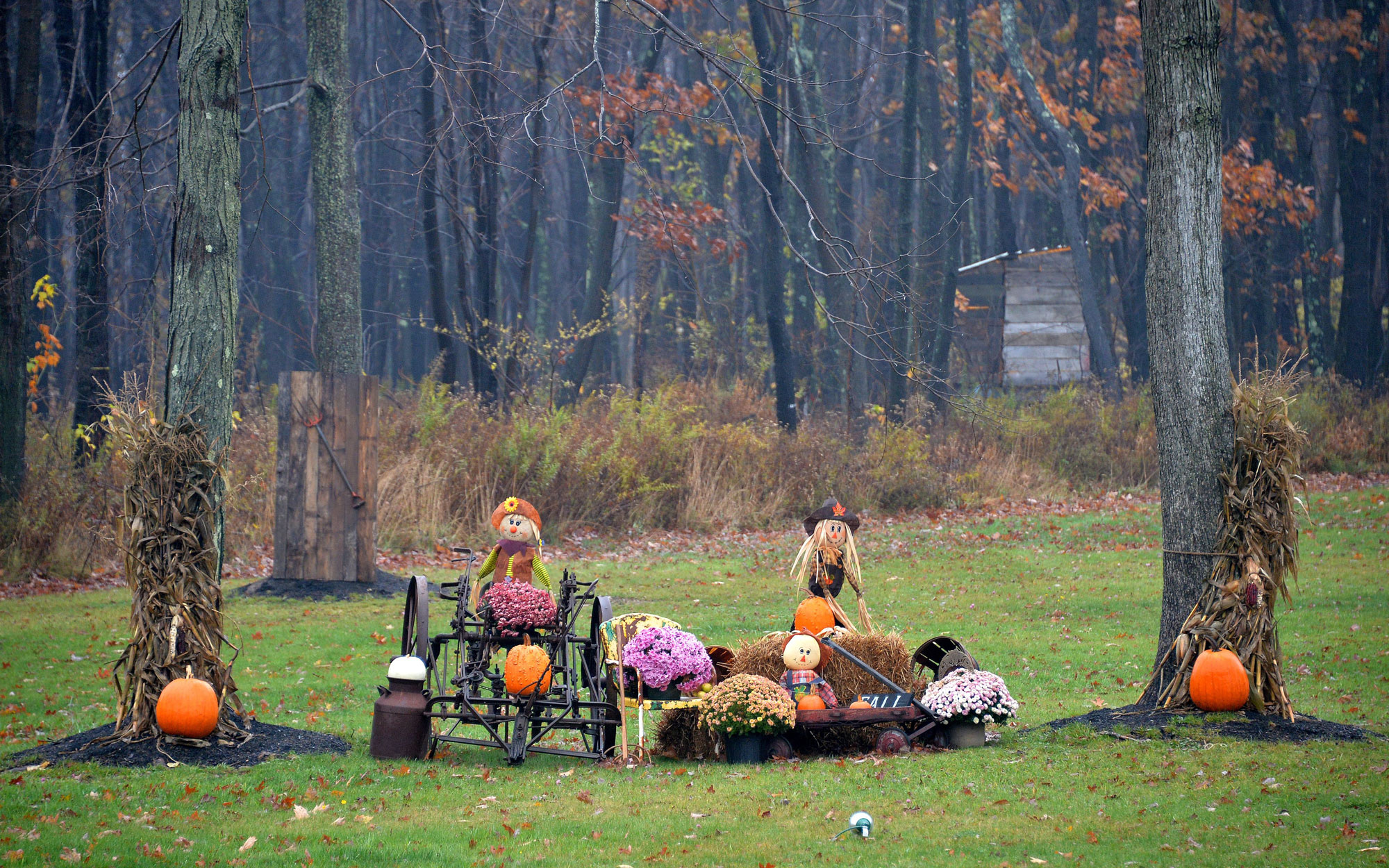 America's Best Towns for Halloween: Oakland, MD