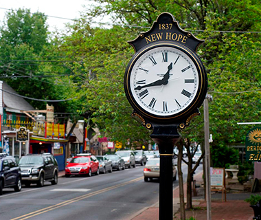 America's Favorite Towns: New Hope
