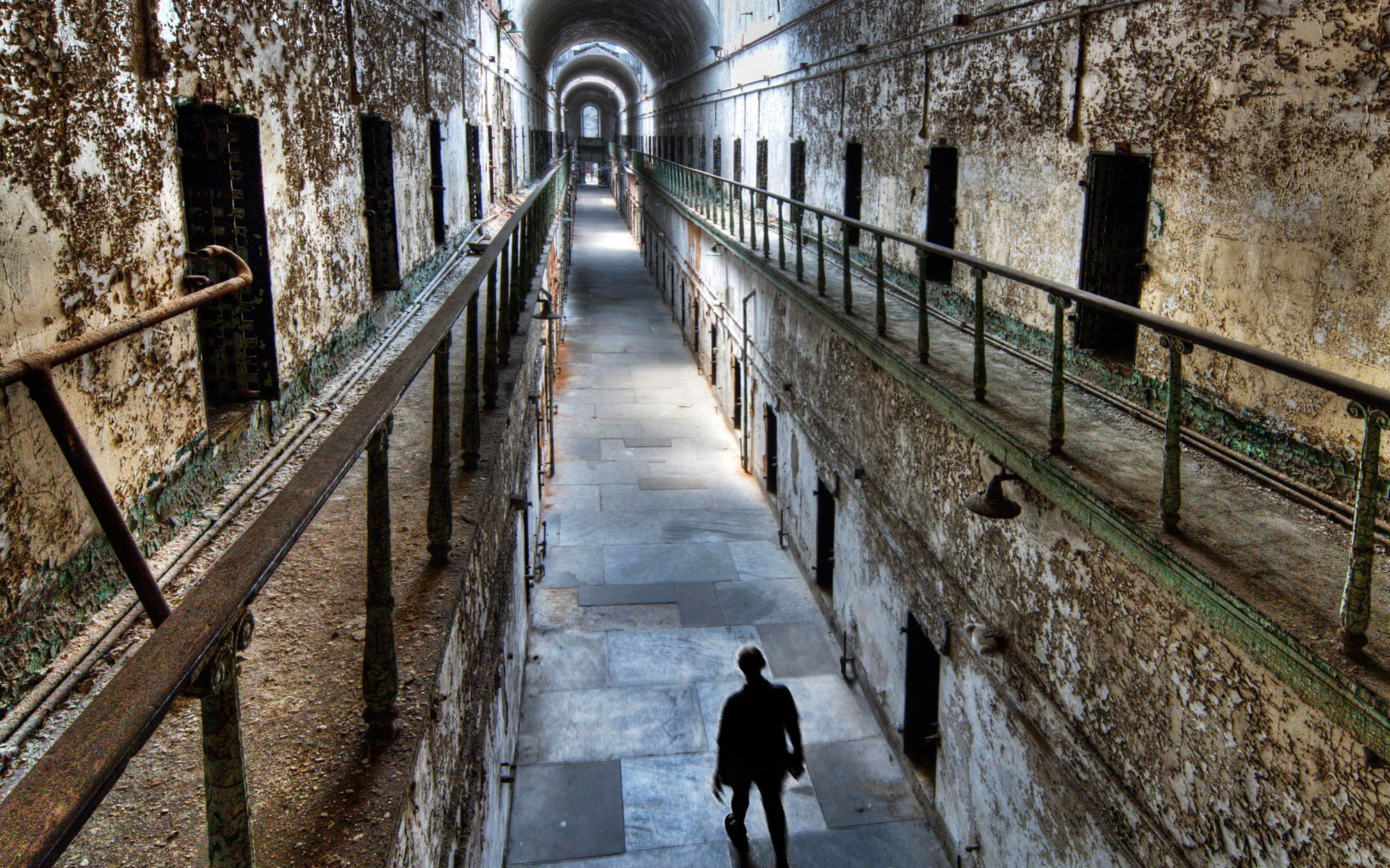 America's Most Haunted Places: Eastern State Penitentiary