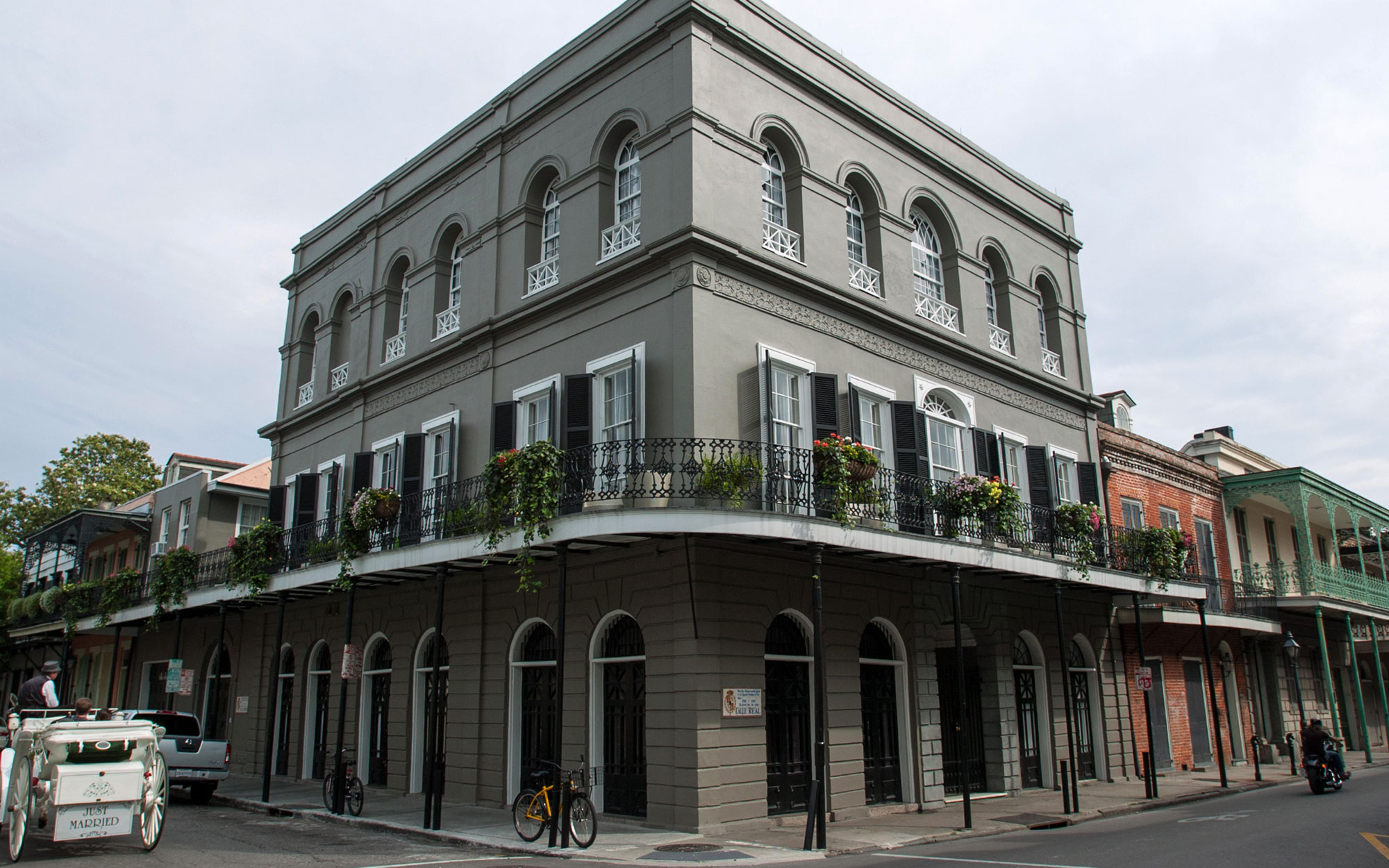 The LaLaurie Mansion, New Orleans