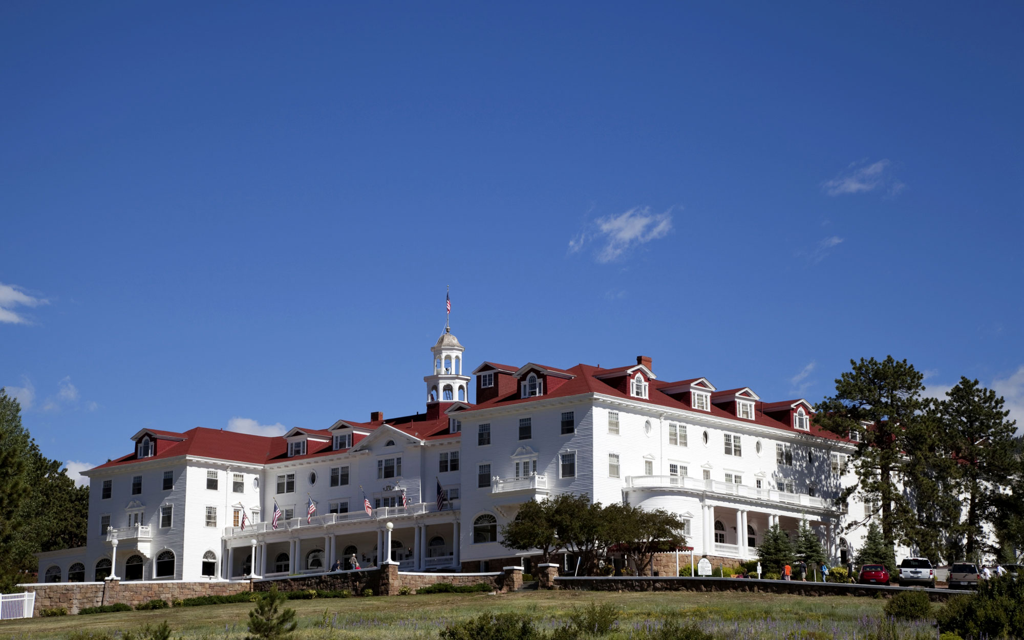 America's Most Haunted Places: Stanley Hotel