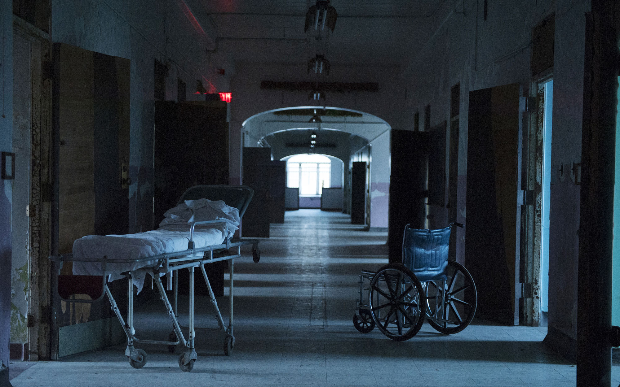 America's Most Haunted Places: Trans-Allegheny Lunatic Asylum