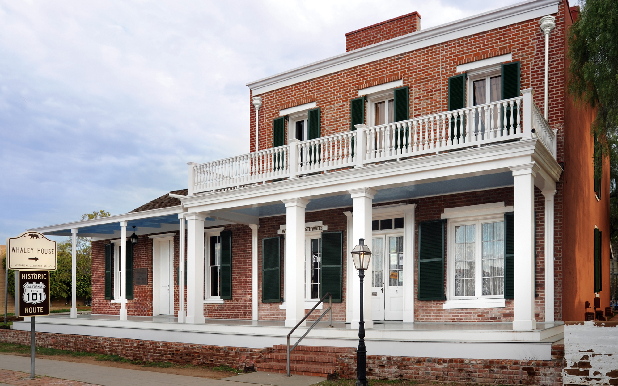 America's Most Haunted Places: Whaley House
