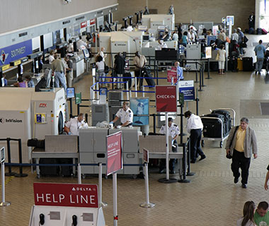 America's Worst Airports: Bill and Hillary Clinton National Airport