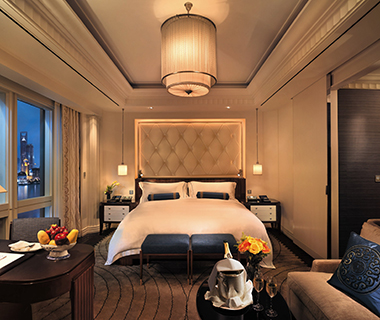 World's Best Business Hotels: The Peninsula, Shanghai