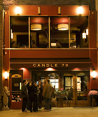 Best Vegetarian Restaurants in the U.S.: Candle 79