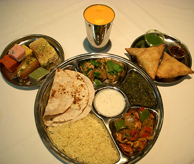 Best Vegetarian Restaurants in the U.S.: Samosa House