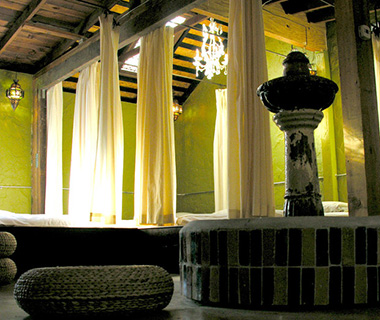 Best Spas in Los Angeles: The Raven