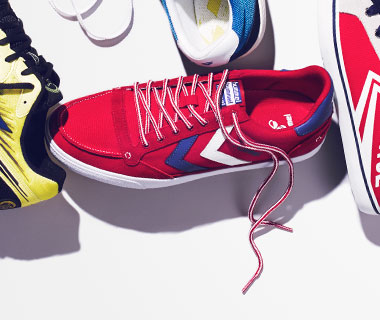 Cool Sneakers Around the World: Hummel