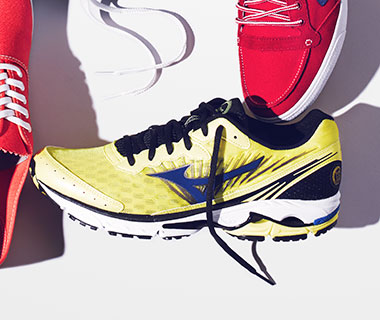 Cool Sneakers Around the World: Mizuno