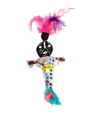 World's Craziest Airport Souvenirs: voodoo dolls at Port-au-Prince International