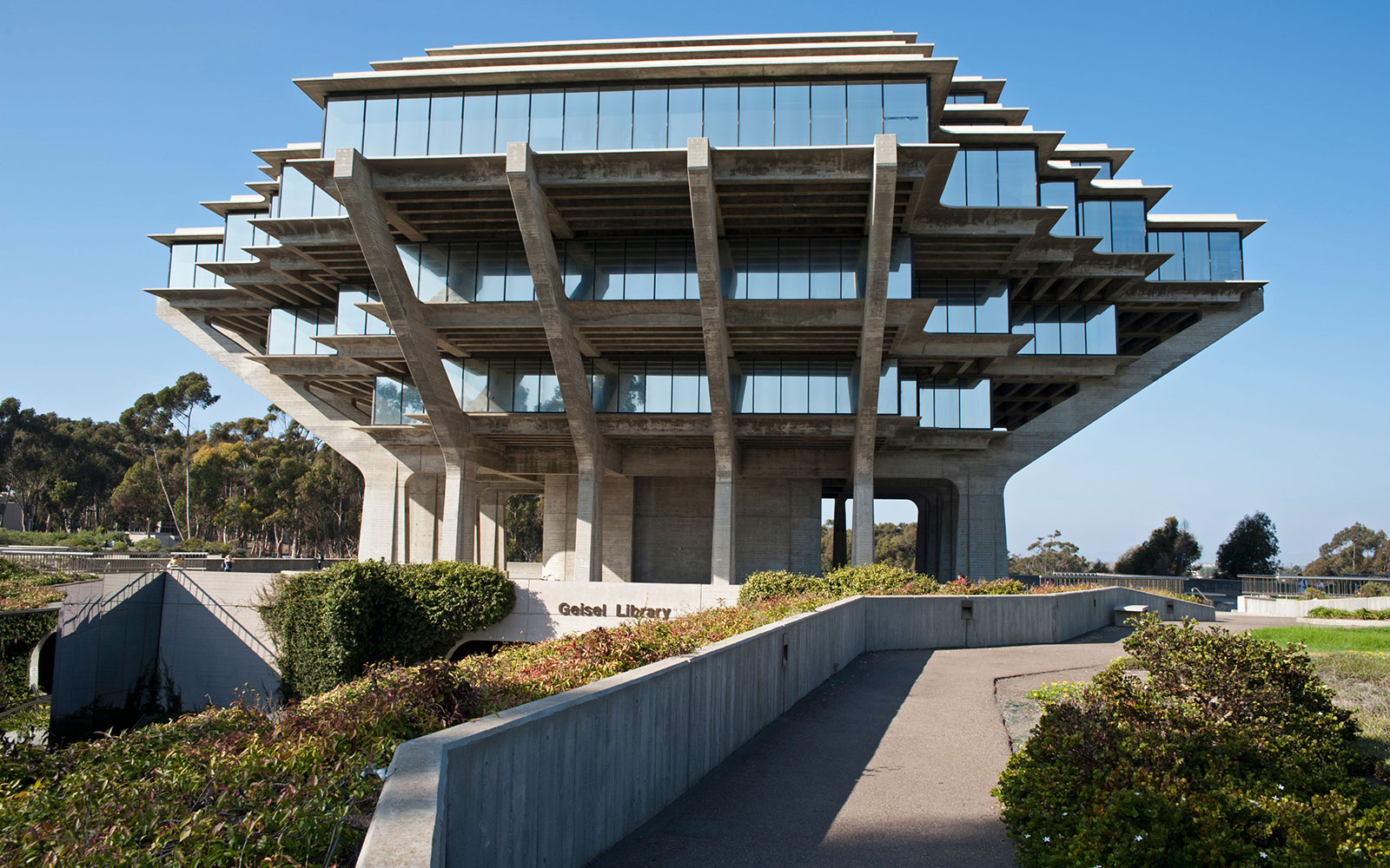 America's Ugliest College Campuses: University of California San Diego