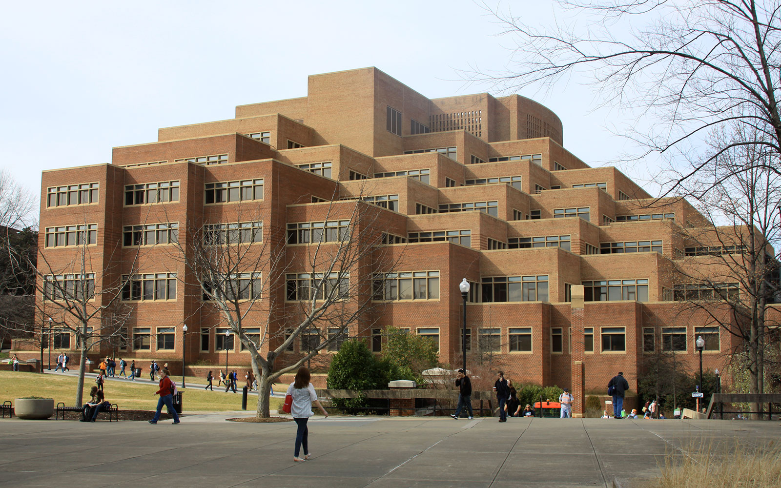 America's Ugliest College Campuses: University of Tennessee