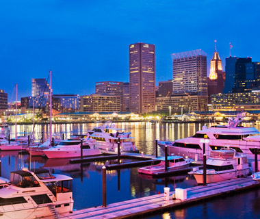 America's Most and Least Attractive People: Baltimore