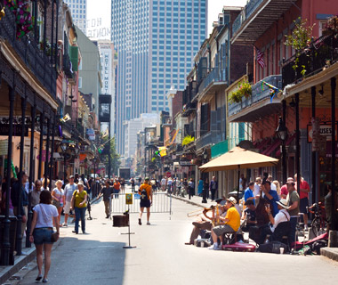 America's Most and Least Attractive People: New Orleans