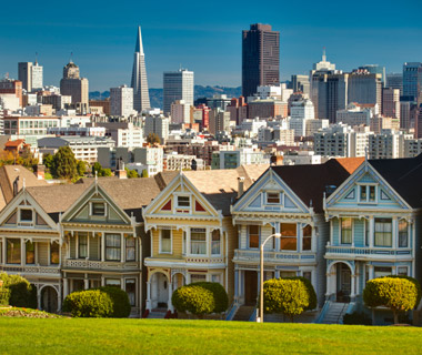 America's Most and Least Attractive People: San Francisco