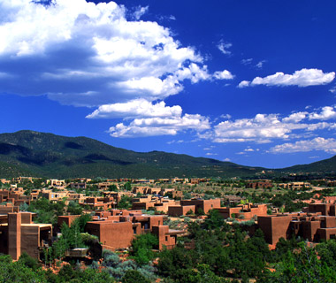 America's Most and Least Attractive People: Santa Fe