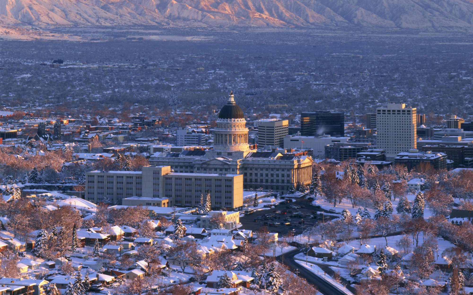 America's best cities for hipsters: Salt Lake City