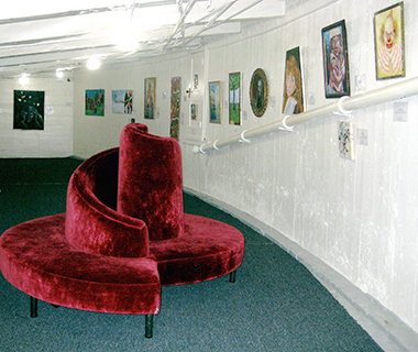 Strangest Museums: Museum of Bad Art