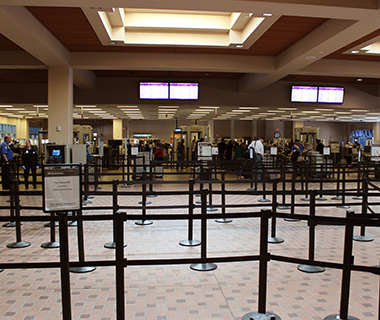 Best Airport Security Checkpoints: Albuquerque International Sunport (ABQ)
