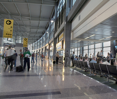 Best Airport Security Checkpoints: Austin-Bergstrom International Airport (AUS)