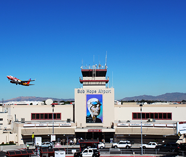 Best Airport Security Checkpoints: Burbank Bob Hope Airport (BUR)
