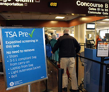 Best Airport Security Checkpoints: Charleston International Airport (CHS)