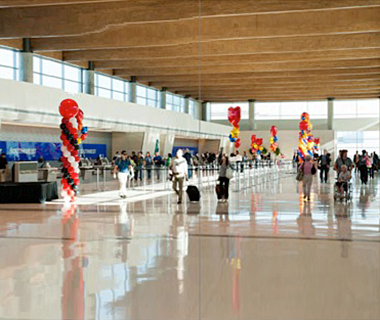 Best Airport Security Checkpoints: Dallas Love Field Airport (DAL)