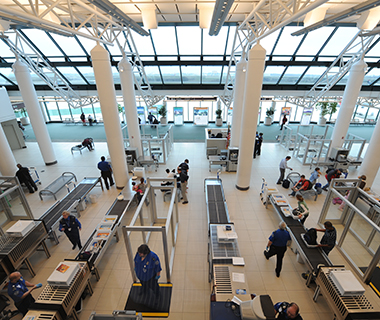 Best Airport Security Checkpoints: Nashville International Airport (BNA)