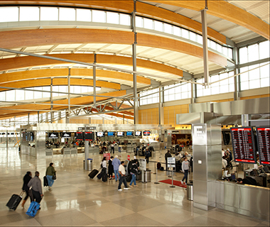 Best Airport Security Checkpoints: Raleigh-Durham International (RDU)