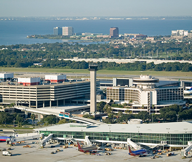 Best Airport Security Checkpoints: Tampa International Airport (TPA)
