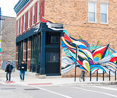 America's Coolest Street Art: Chicago