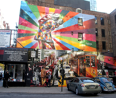 America's Coolest Street Art: New York City