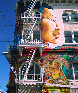 America's Coolest Street Art: San Francisco