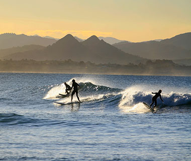 World's Coolest Surf Towns: Byron Bay