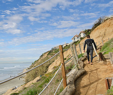 World's Coolest Surf Towns: Encinitas
