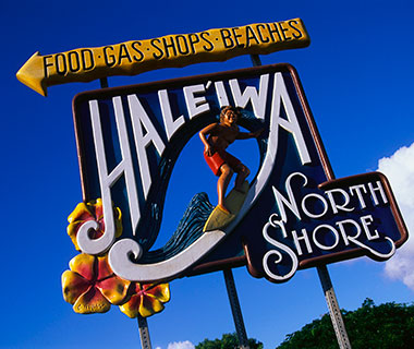 World's Coolest Surf Towns: Haleiwa