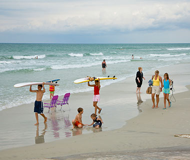 World's Coolest Surf Towns: New Smyrna Beach