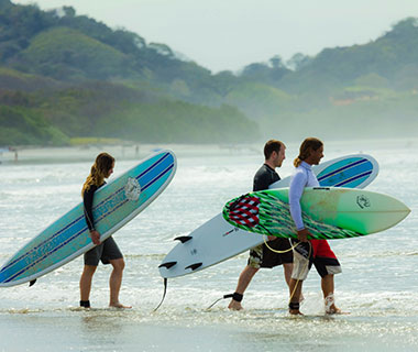 World's Coolest Surf Towns: Nosara