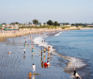 World's Coolest Surf Towns: Santa Cruz