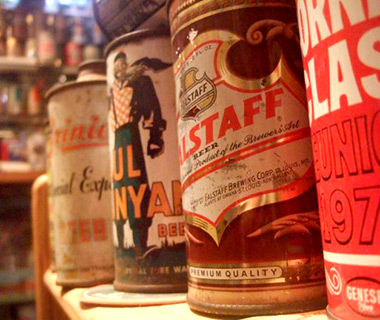 Strangest Museums: East Taunton Beer Can Museum