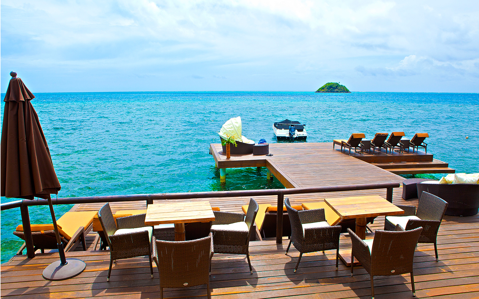 Hotel Deep Blue, Providencia, Colombia