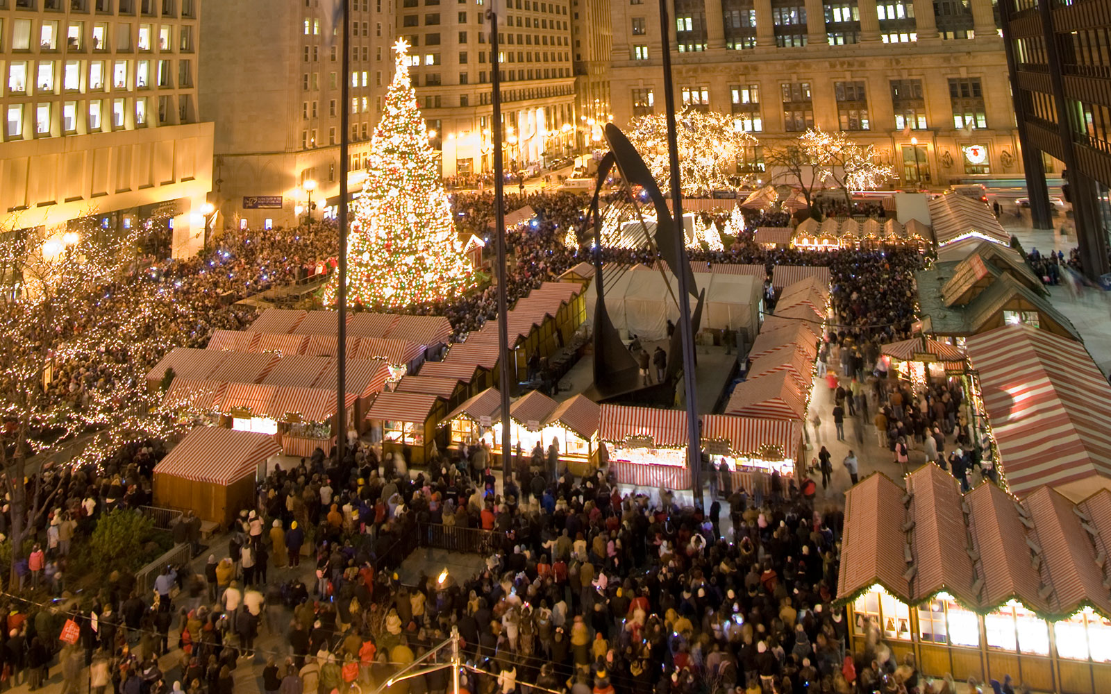 America's Best Christmas Markets: Christkindlmarket Chicago
