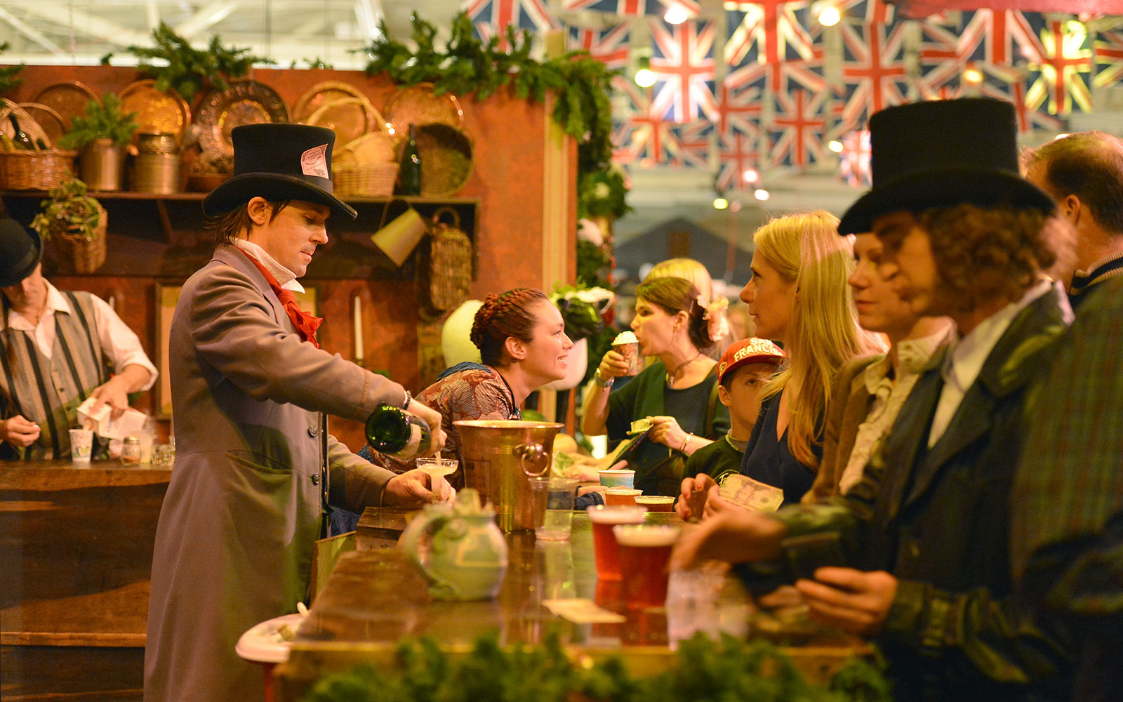 America's Best Christmas Markets: Great Dickens Christmas Fair