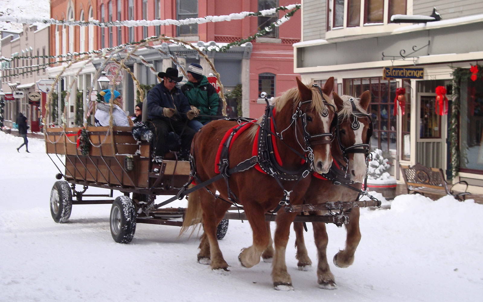 America's Best Christmas Markets: Georgetown Christmas Market, CO