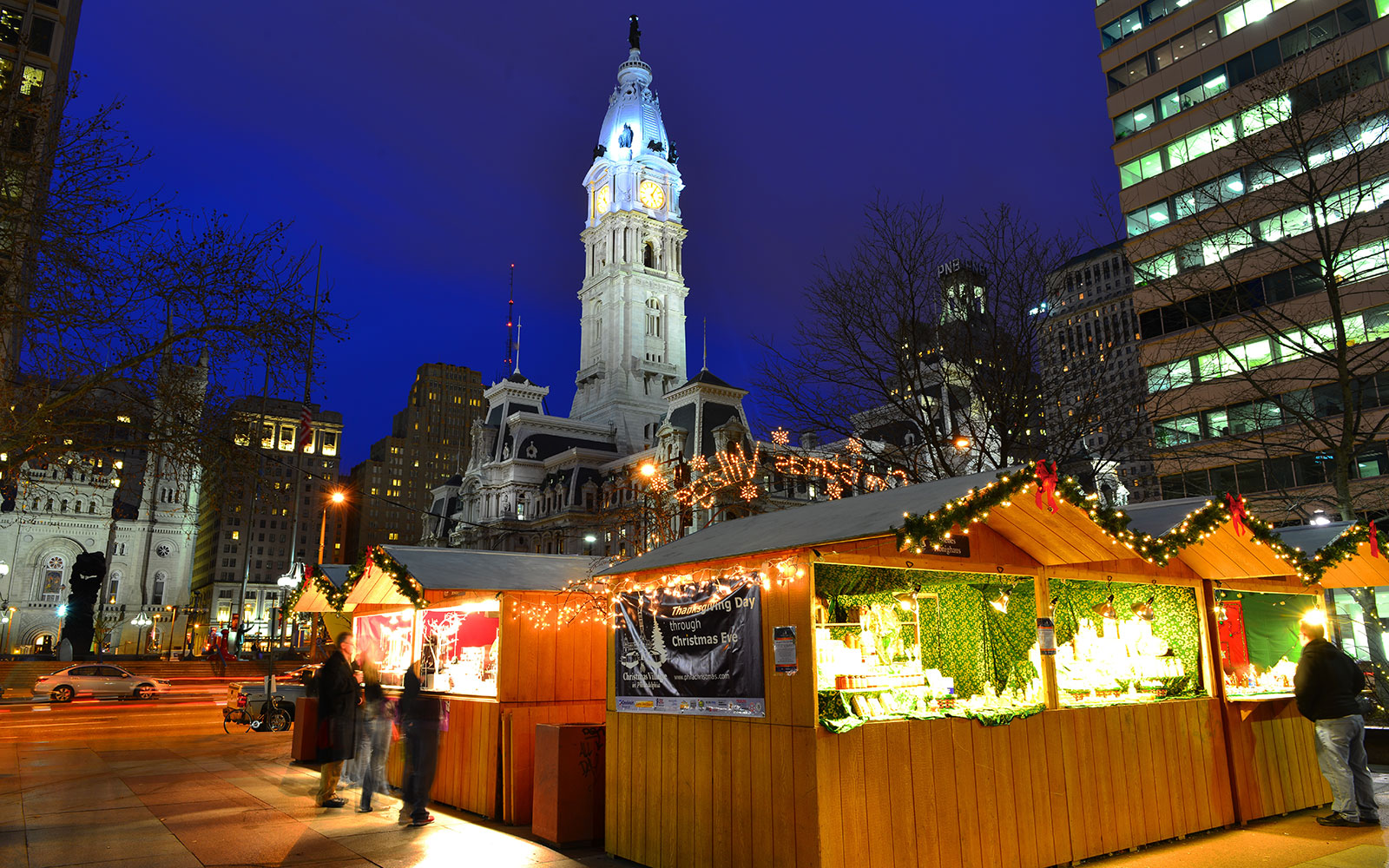 America's Best Christmas Markets: Christmas Village in Philadelphia